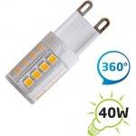 Tipa Žárovka LED G9 27SMD 4W teplá bílá