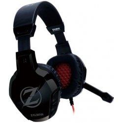 hracske sluchatka/headset Zalman ZM-HPS300