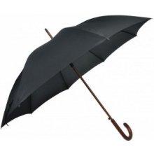 Doppler Holový vystřelovací deštník OSLO AC černý 73663SZ