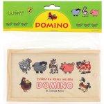 Wiky Domino: Zvířátka pana millera