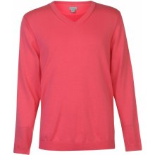 Ashworth Sweater Mens Pink