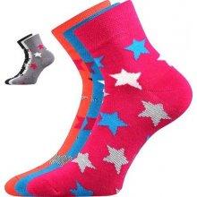 Boma ponožky JANA Mix 44 - balení 3 páry