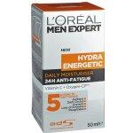 L'Oréal Hydra Energetic hydratační krém proti známkám únavy pro muže 50 ml