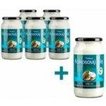 Allnature Bio Kokosový olej 6 x 1000 ml