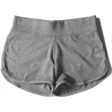 b6044a499e2 Adidas aerok shorts dámské kraťasy šedé