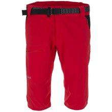 KILPI Pánské technické 3/4 kalhoty SOPHIN červená