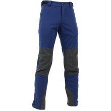 NORTHFINDER pánské softshellové kalhoty HAWK NO-3230OR MODRÁ