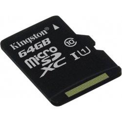Kingston Canvas Select microSDXC 64GB UHS-I U1 SDCS/64GBSP