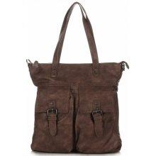Diana&Co dámské kabelky čokoláda