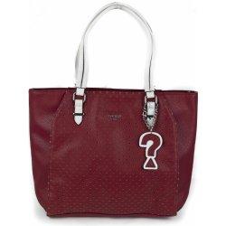 Guess kabelka přes rameno červená velká alternativy - Heureka.cz 7170bbe35ba