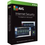 AVG Internet Security 2 lic. 1 rok SN Email (ISCEN12EXXS002)