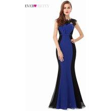 7328de3eaa6 Ever Pretty dámské plesové a společenské šaty modré