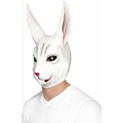 Maska Králík bílý karnevalový kostým - Nejlepší Ceny.cz 068bc5d203