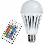 Technaxx LED žárovka TechLight RGB E27 10W bílá dálkové ovládání