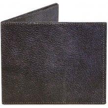 Dynomighty Design Black Leather DY 600 peněženka