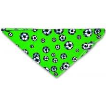 Bavlněný šátek Fotbal