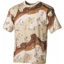 MFH maskáčové tričko vzor 6 col desert
