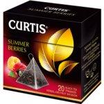 Curtis ovocný čaj Summer Berries pyramidové sáčky 20 x 1.7 g