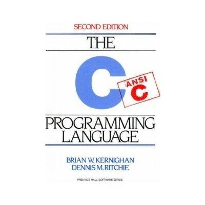 The C Programming Language - 2nd Edition - Brian W. Kernighan