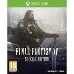 Final Fantasy XV (Steelbook Edition)