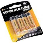 Baterie GoGEN ALKALINE AA 4ks