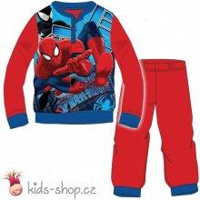Setino chlapecké pyžamo Spiderman červené