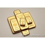 Argor Heraus Zlaté investiční cihly 5 Kg