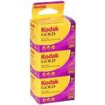 Kodak Gold 200/135-36 trojbalení