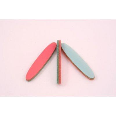 P-shine pilník růžovo zelený