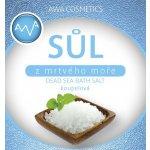 AWA cosmetics sůl z mrtvého moře koupelová 500 g