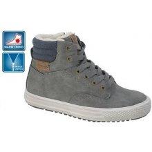 Beppi Chlapecké kotníkové boty - šedé 39828897a3