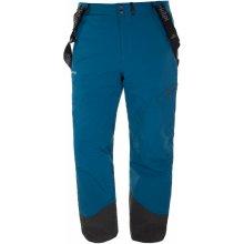 KILPI pánské lyžařské kalhoty TER-M FM0029KIBLU Modrá