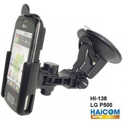 Držák do auta LG P500 Optimus One Haicom