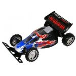 Speedking Car Buggy Scorpion/Wild Raider 1:10 Modrá ET1740