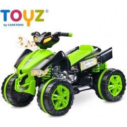 Toyz elektrická čtyřkolka Raptor Green