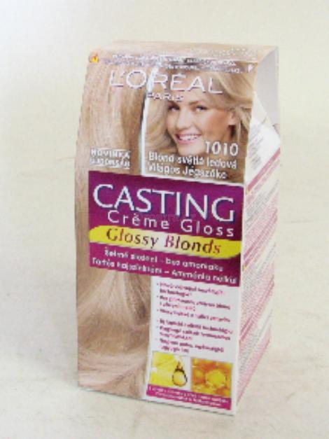 L´Oréal Casting 1010 blond světlá ledová - 0