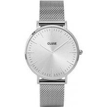 Cluse La Bohème Mesh Full Silver