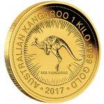 KANGAROO Austrálie Zlatá mince 1kg zlata 2017