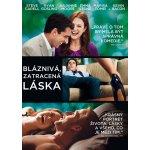 Bláznivá, zatracená láska DVD