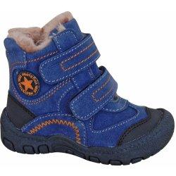 Protetika Chlapecké zimní boty s hvězdičkou Derex modré alternativy ... 50a2926e6b