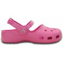 Crocs Karin Clog Girl Party Pink