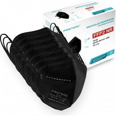 FIRSTDOC YD-N2 respirátor FFP2 NR černý