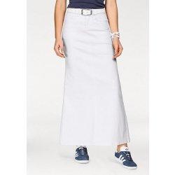 Džínová sukně bílá alternativy - Heureka.cz 6a3a11203a