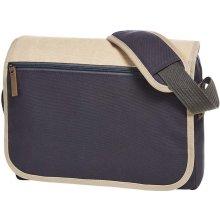 Halfar pánská taška JOURNEY Béžová   tmavě modrá 1c1d6744a03