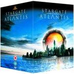 Stargate Atlantis - Seasons 1-5 - Complete DVD