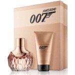 James Bond 007 for Women II EdP 30 ml + tělové mléko 50 ml dárková sada
