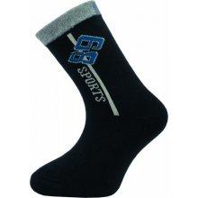 Novia Dětské kotníkové ponožky 135N 4 páry v balení mix vzorů 840369e64a