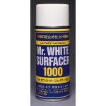 Mr. White Surfacer 1000 stříkací tmel 170g bílý