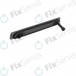 Kryt Sony Xperia Z3 Compact D5803 SIM krytka černý