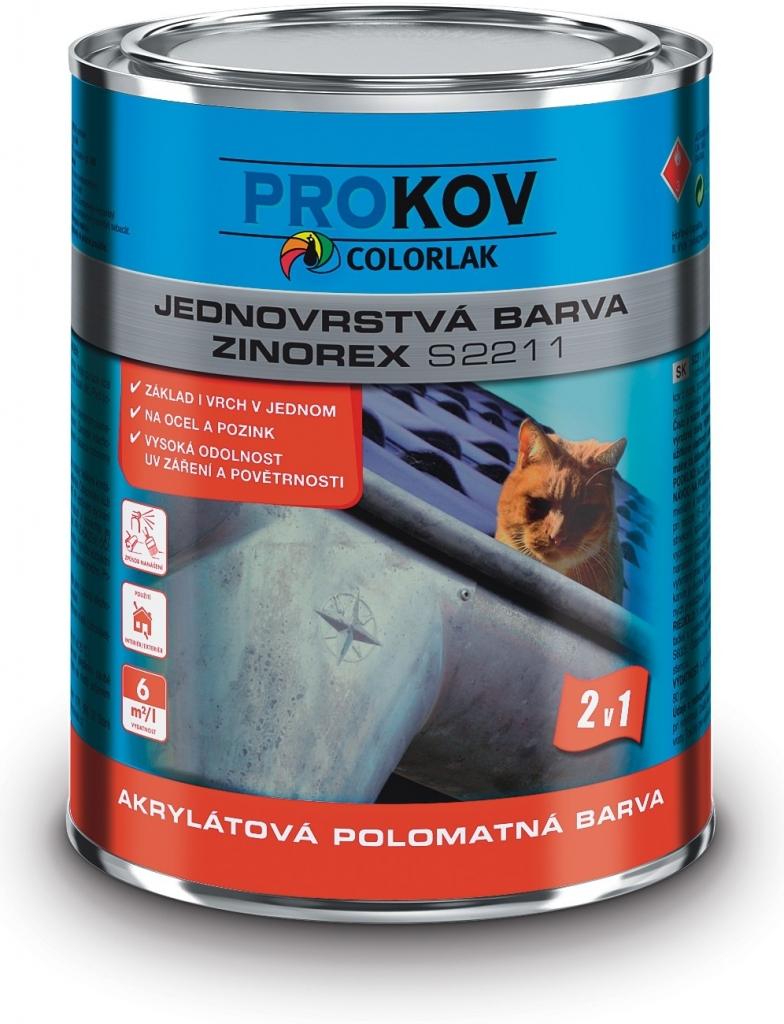 Syntetická barva na kov cena